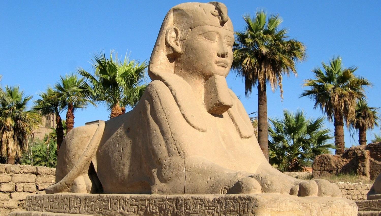 Voyager aux pays des pharaons