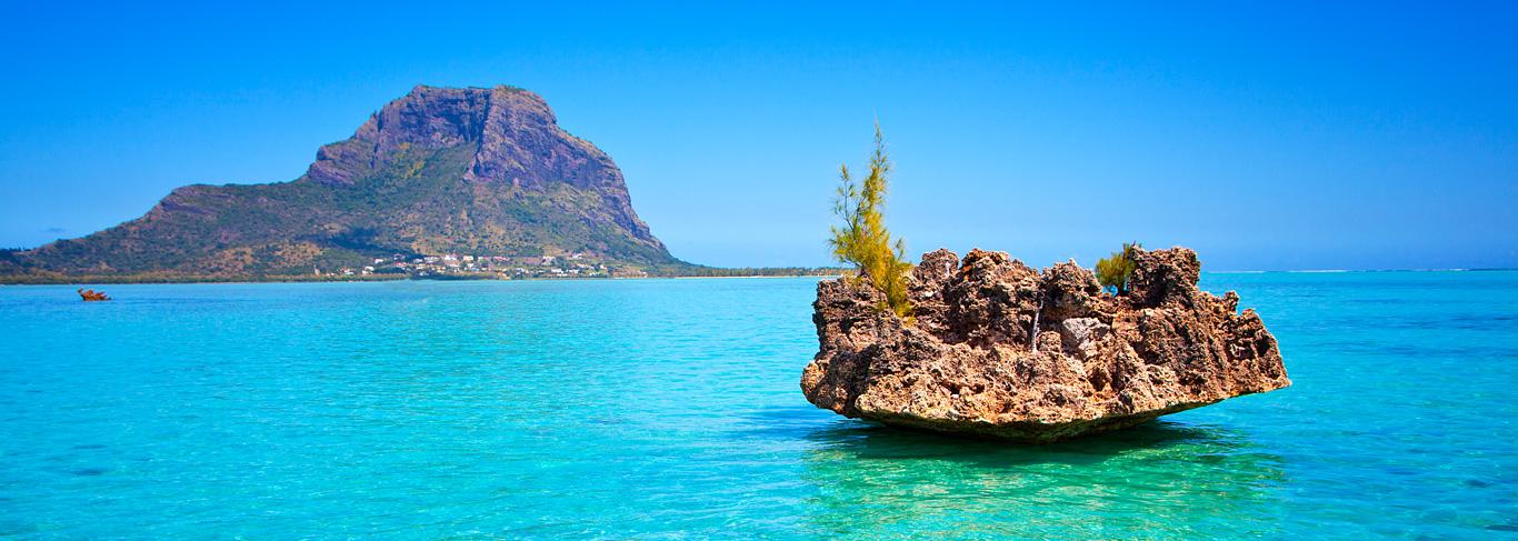 L'ile Maurice, un paradis sous les tropiques